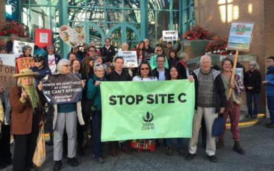 ECOreport: What Do You Think Site C Is Really About?