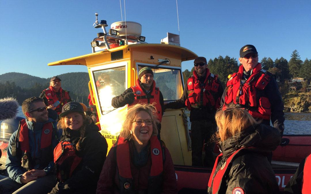 Skaana Podcast: Green Party Leader, Elizabeth May, Talks On Saving Orcas, Kinder Morgan & More