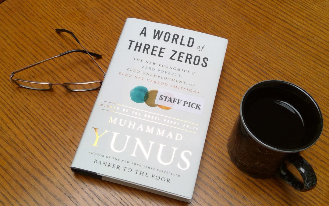 Recommended Reading: A World of Three Zeros