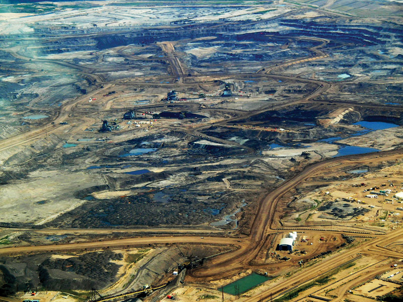 Alberta Proclaims Its Right To Pollute