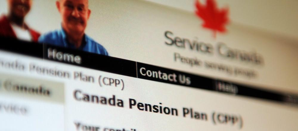 Pandora's Box and the Canada Pension Plan